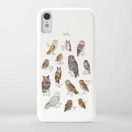 Owls iPhone Case