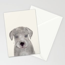 little great dane Stationery Cards