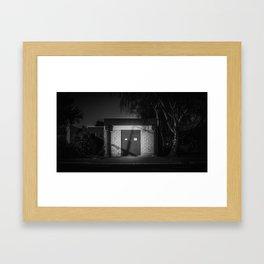 The Christchurch Electricity Substation Project XXIX Framed Art Print