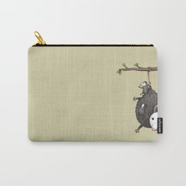 Opossum Family Carry-All Pouch
