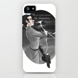 My Intentions  iPhone Case
