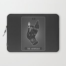 Minimal Tarot Deck The Magician Laptop Sleeve