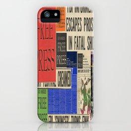 Editors' Mug 1969 meets 2014 iPhone Case