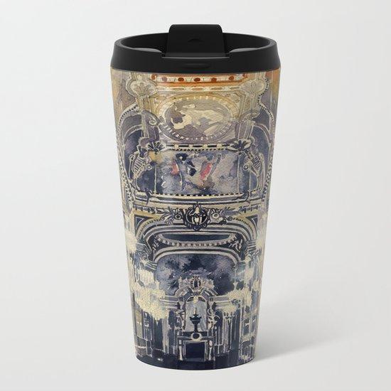 Opera de Paris Metal Travel Mug