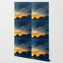 Muted Sunset Wallpaper