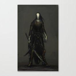 Myrddraal Canvas Print
