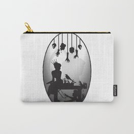 You're One Of Them, Aren't You? Dark Romance Valentine Carry-All Pouch