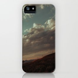 Ghost Town Road iPhone Case