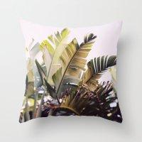 Paradise #1 Throw Pillow