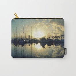 marina morning Carry-All Pouch