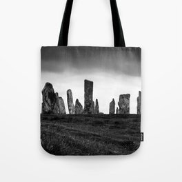 Callanish Stones Tote Bag