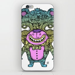Teddy Bear iPhone Skin