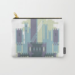 Pixel-sword Carry-All Pouch