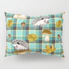 Hedgehogs Pillow Sham