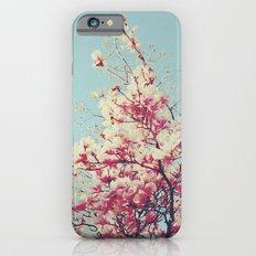Retro Blossoms iPhone 6s Slim Case