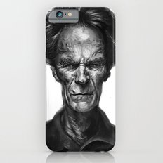 Clint Eastwood iPhone 6s Slim Case