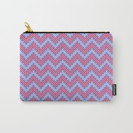 Beady zigzag 1 Carry-All Pouch