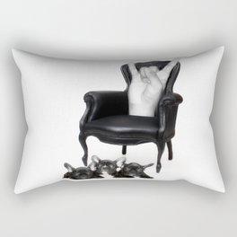 rocking chair Rectangular Pillow