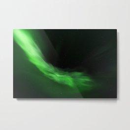 The Northern Lights 10 Metal Print