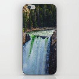 Falls, Grand Canyon of the Yellowstone iPhone Skin