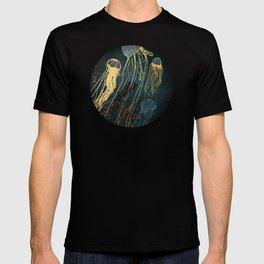 Metallic Jellyfish T-shirt