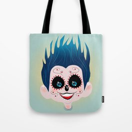 Nuly on the land of the remember  Tote Bag