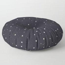 stars pattern Floor Pillow