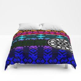 Geometrias de la imaginacion pt 2 Comforters