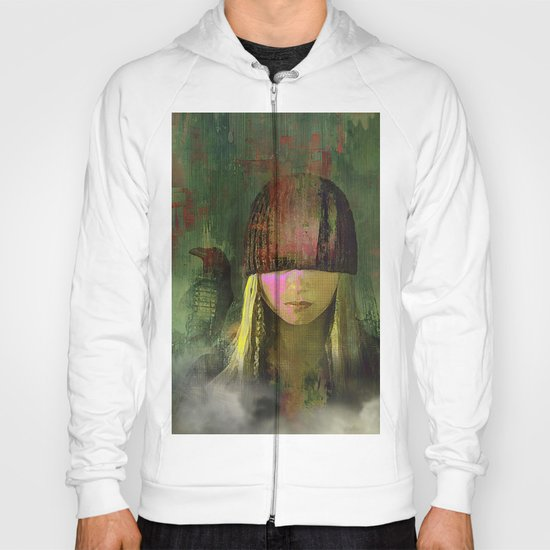 Queen crow Hoody
