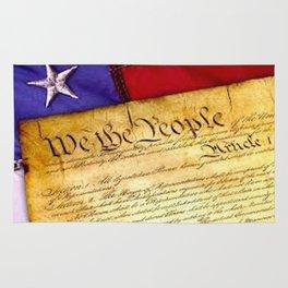US Constitution Rug
