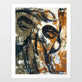 """Pilot"" Art Print"