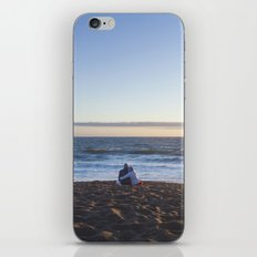 Sunset for Two iPhone & iPod Skin