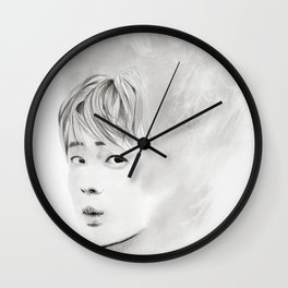 [Mutter] - BTS Jin Wall Clock