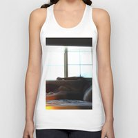 anxiety Tank Tops featuring Anxiety by  St Greyson