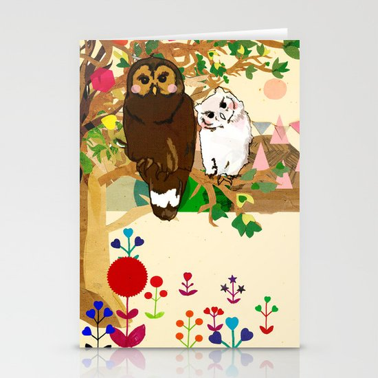 Front Cover for Cut-Click Magazine Stationery Cards