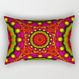 Psychedelic Visions G147 Rectangular Pillow