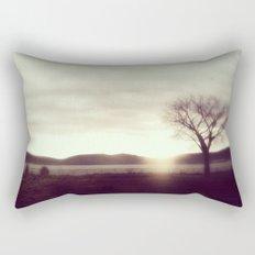 Runaway  Rectangular Pillow