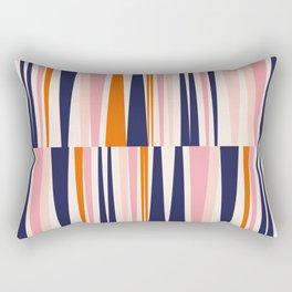Beaching Pattern Rectangular Pillow