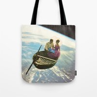 lovers Tote Bags featuring Lovers by flirst