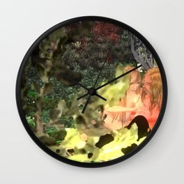 Cult of Youth: Seep Wall Clock