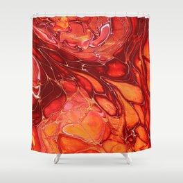 Molten Shower Curtain