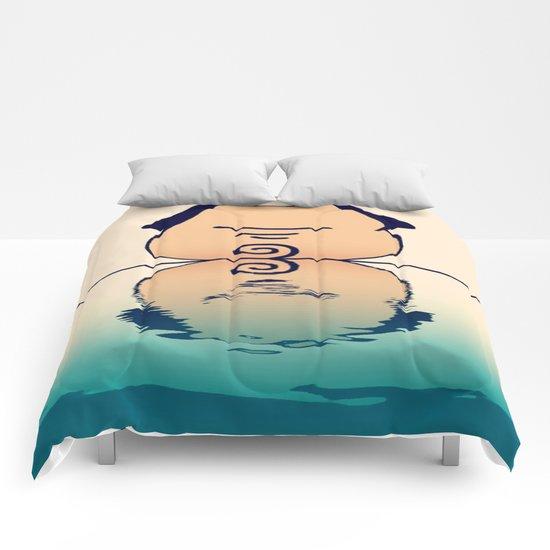dog-279 Comforters