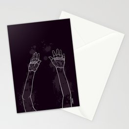 Look Mum No Hands! Stationery Cards