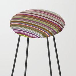 Stripes & stripes Counter Stool