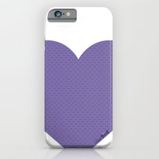 I love you this much... (purple) iPhone 6s Slim Case
