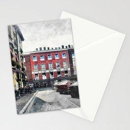 Cracow art 4 Kazimierz #cracow #krakow #city Stationery Cards