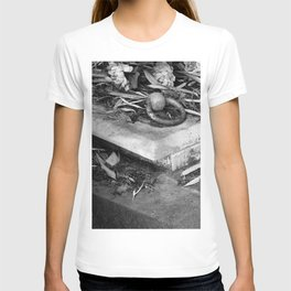 old grave T-shirt