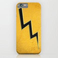 Lightning bolt iPhone 6s Slim Case
