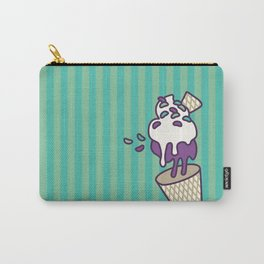 Blackberry Antigravity Ice Cream Carry-All Pouch