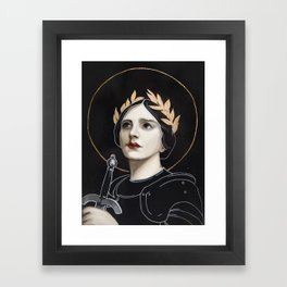 Just Framed Art Print